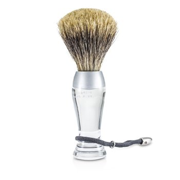 EShave Brocha Afeitado Fina - Clear  1pc
