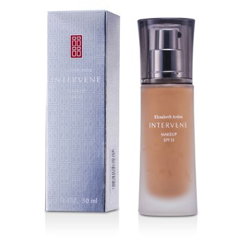 Elizabeth Arden Intervene Makeup SPF 15 - #11 Soft Cognac  30ml/1oz