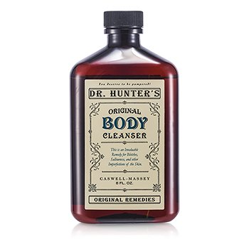 Caswell Massey Dr. Hunter Original Body Cleanser  240ml/8oz