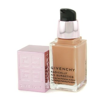 Givenchy Odmładzający podkład w płynie Radically No Surgetics Age Defying & Perfecting Foundation SPF 15 - #7 Radiant Copper  25ml/0.8oz