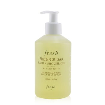 Fresh Gel de Ducha Azúcar Moreno  300ml/10oz