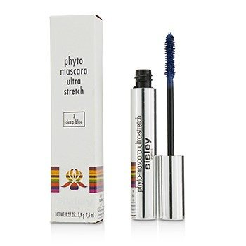 Sisley Phyto Mascara Ultra Stretch - # 03 Deep Blue  7.9g/0.27oz