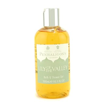 Penhaligon's Żel do mycia ciała Lily Of The Valley Bath & Shower Gel  300ml/10.1oz
