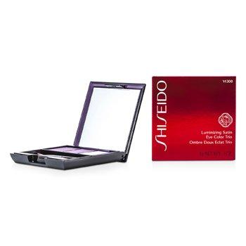 Shiseido Trío Color de Ojos Satinados Iluminadores - # VI308 Bouquet  3g/0.1oz