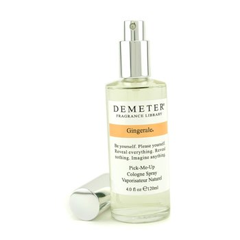 Demeter Gingerale Cologne Spray  120ml/4oz