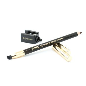Yves Saint Laurent Dessin Du Regard Long Lasting Eye Pencil - No. 2 (Leather Brown)  1.25g/0.04oz