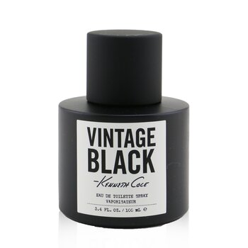Kenneth Cole Vintage Black Eau De Toilette Spray  100ml/3.3oz