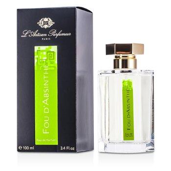 L'Artisan Parfumeur Fou D'Absinthe Eau De Parfum Spray  100ml/3.4oz