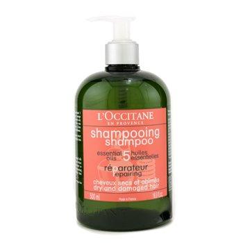 L'Occitane Aromachologie Repairing Shampoo (For Dry & Damaged Hair)  500ml/16.9oz