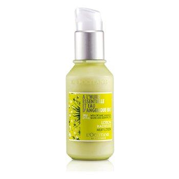 L'Occitane loção leitosa hidratante Angelica   100ml/3.4oz