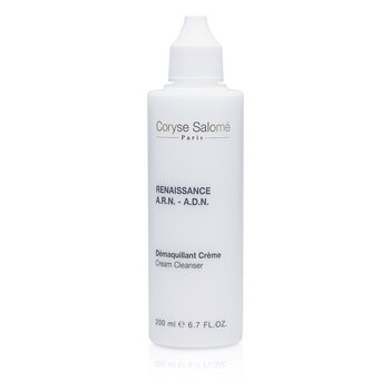 Coryse Salome Creme loção de limpeza Competence antiidade  200ml/6.7oz