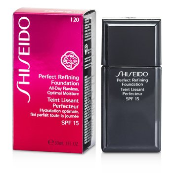 Shiseido Perfect Refining Foundation SPF15 - # I20 Natural Light Ivory  30ml/1oz