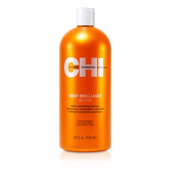 CHI Deep Brilliance Champú Balance Instantáneo Neutralizante  950ml/32oz