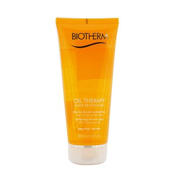 Biotherm Oil Therapy Масло для Душа  200ml/6.76oz