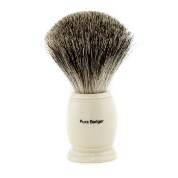The Art Of Shaving Pure Badger Brocha Afeitado - Ivory  1pc