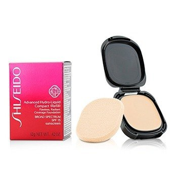 Shiseido Advanced Hydro Liquid Compact Foundation SPF15 Refill - I20 Natural Light Ivory  12g/0.42oz