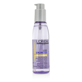 L'Oreal Professionnel Expert Serie - Liss Unlimited Evening Primrose Aceite  125ml/4.2oz