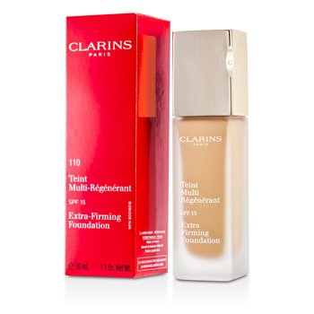 Clarins Extra Firming Foundation SPF 15 - 110 Honey  30ml/1.1oz