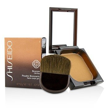 Shiseido Bronzer Oljefri - #1 Light  12g/0.42oz