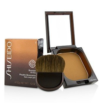 Shiseido Bronceador Libre de Aceite - #3 Dark  12g/0.42oz