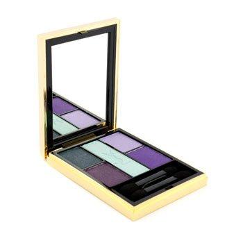 Yves Saint Laurent Estojo de sombras Ombres 5 Lumieres (5 Colour Harmony for Eyes) - No. 11 Midnight Garden  8.5g/0.29oz