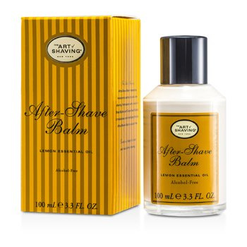 The Art Of Shaving After Shave Balm - Lemon Essential Oil  100ml/3.4oz