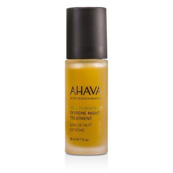 Ahava Time To Revitalize Tratamiento Extremo Revitalizante Rostro  30ml/1oz