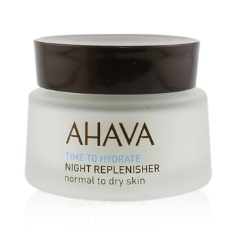 Ahava Time To Hydrate Rellenador Noche ( Piel Normal y Seca )  50ml/1.7oz