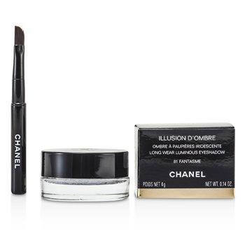 Chanel Illusion D'Ombre Long Wear Eyeshadow - # 81 Fantasme  4g/0.14oz