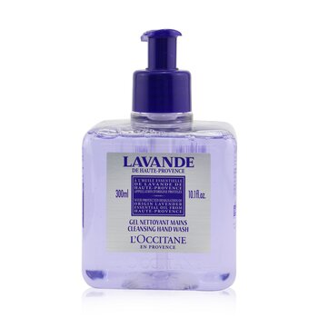L'Occitane Lavender Organic Hand Wash  300ml/10.1oz