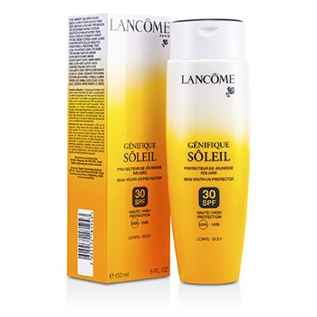 Lancome Genifique Soleil Skin Youth UV Protector SPF 30 UVA-UVB (For Body)  150ml/5oz