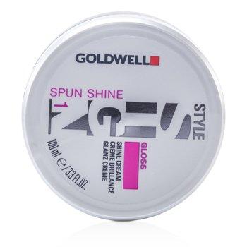 Goldwell Style Sign Spun Shine Gloss Glanskrem  100ml/3.3oz