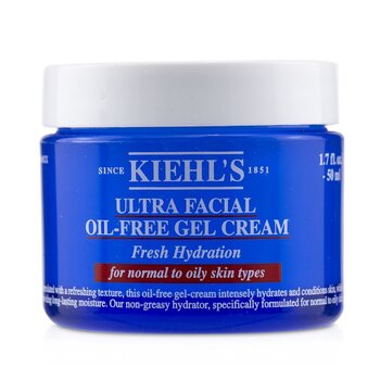 Kiehl's Gel Crema Ultra Facial Libre Aceites ( Piel de Normal a Grasa )  50ml/1.7oz
