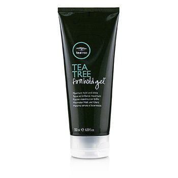 Paul Mitchell Tea Tree Gel Fijador (Fijación y Brillo Máximos)  200ml/6.8oz