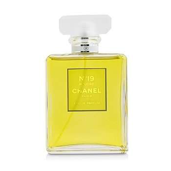Chanel No.19 Poudre Eau De Parfum Spray  100ml/3.4oz