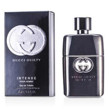 Gucci Guilty Pour Homme Intense Agua de Colonia Vap.  50ml/1.7oz