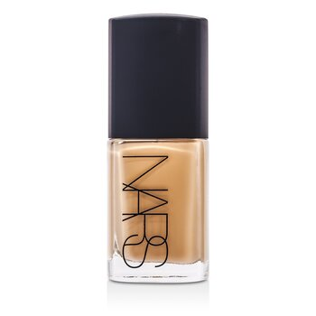 NARS Sheer Glow Foundation - Punjab (Medium 1 - Medium with Golden, Peachy Undertone)  30ml/1oz