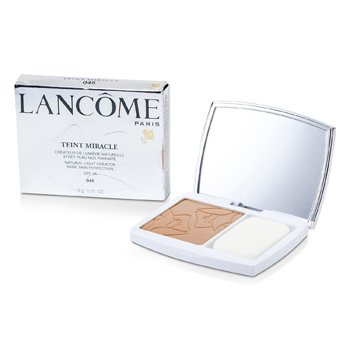 Lancome Teint Miracle Natural Iluminador Compacto SPF 15 - # 045 Sable Beige  9g/0.31oz