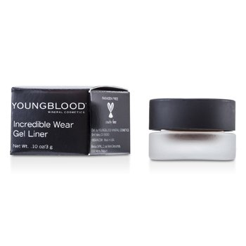 Youngblood Incredible Wear Gel Liner - # Espresso  3g/0.1oz