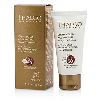 Thalgo Age Defense Sunscreen Cream SPF 50+  50ml/1.69oz