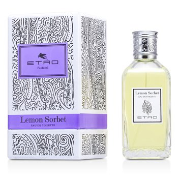 Etro Lemon Sorbet Agua de Colonia Vaporizador  100ml/3.3oz