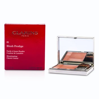 Clarins Rozświetlający róż do policzków Blush Prodige Illuminating Cheek Color - #05 Rose Wood  7.5g/0.26oz