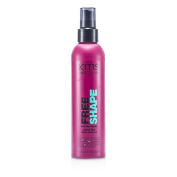 KMS California Mgiełka do włosów utrwalająca podczas termostylizacji Free Shape Hot Flex Spray (Heat-Activated Shaping & Hold)  200ml/6.8oz