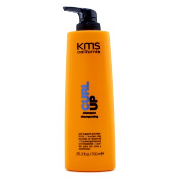 KMS California Curl Up Shampoo (Curl Support & Elasticity)  750ml/25.3oz