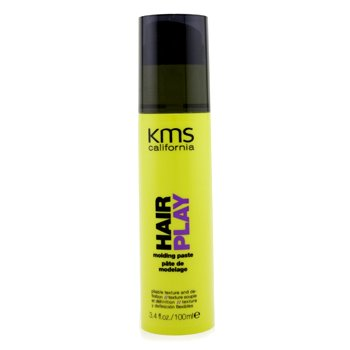 KMS California Hair Play Molding Paste (Pliable Texture & Definition)  100ml/3.4oz