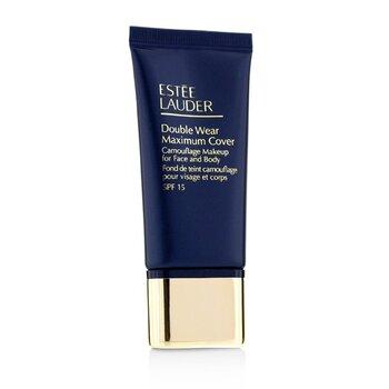 Estee Lauder Double Wear Maximum Cover Camouflage Make Up (Face & Body) SPF15 - #03 CreamyVanilla  30ml/1oz