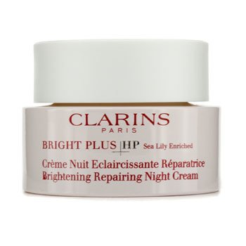Clarins Bright Plus HP Crema Noche Reparadora Iluminadora  50ml/1.7oz