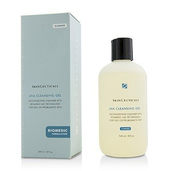 Skin Ceuticals Gel Limpiador LHA  37200  240ml/8oz