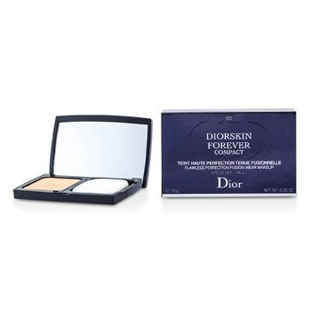 Christian Dior Pó facial Diorskin Forever Compact Flawless Perfection Fusion Wear Makeup SPF 25 - #022 Cameo  10g/0.35oz