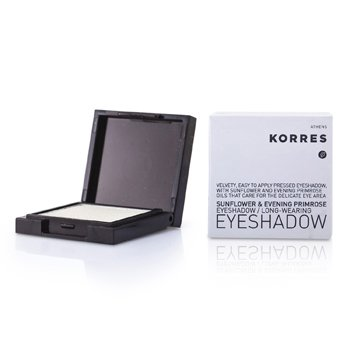 Korres Sunflower & Evening Primrose Sombra de Ojos - # 10 White  1.8g/0.06oz